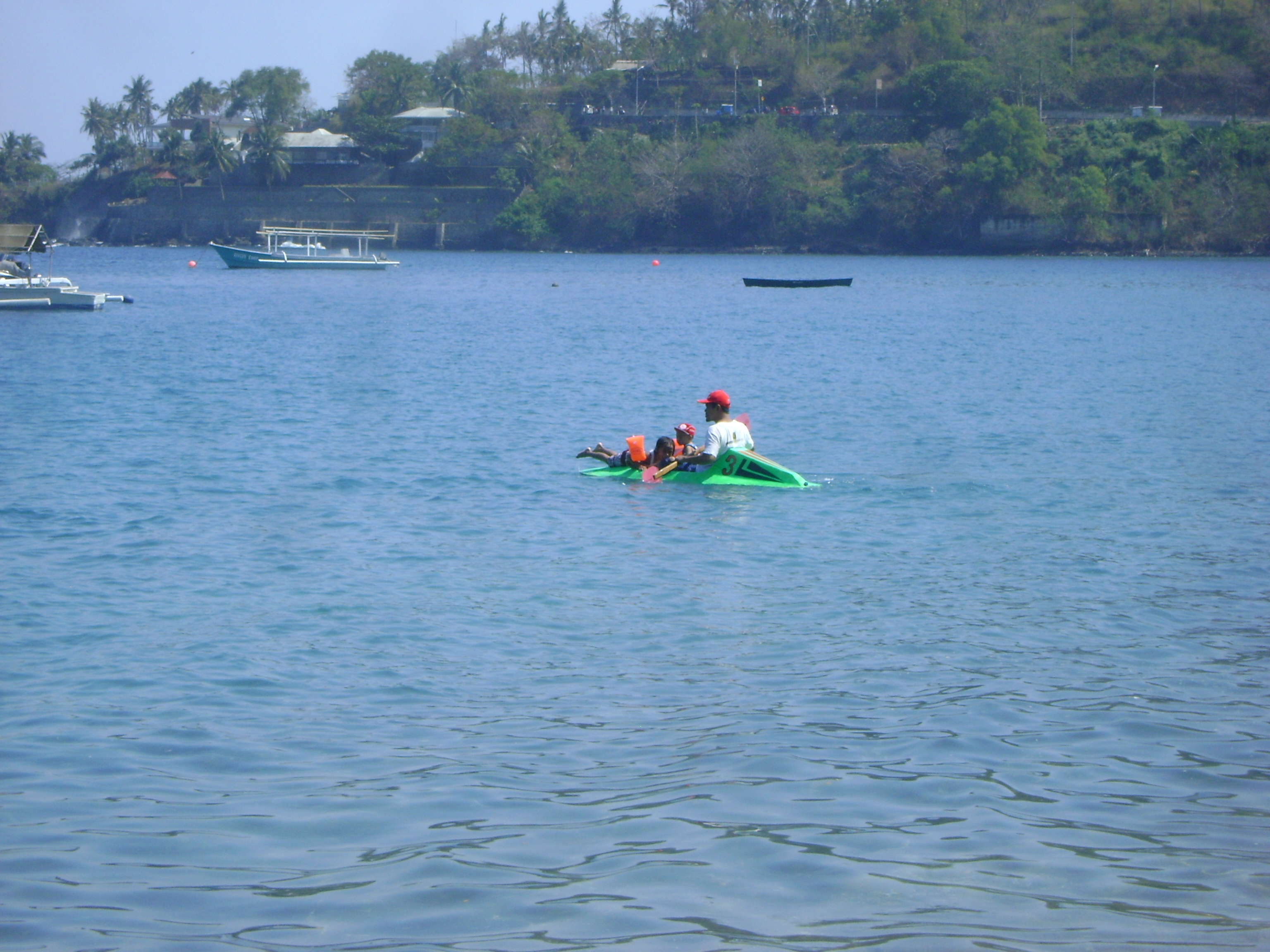 Senggigi Beach, Lombok Barat..