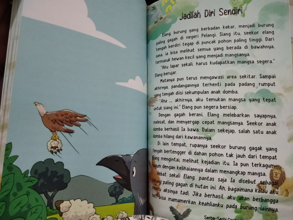 Review buku anak