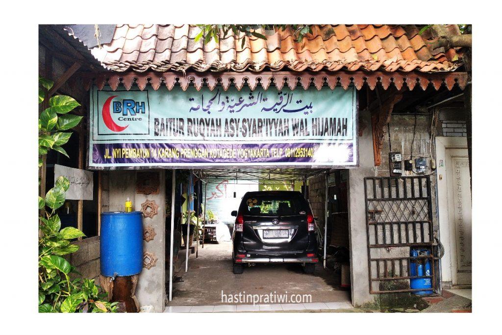 klinik bekam ruqyah BRH Centre Yogyakarta