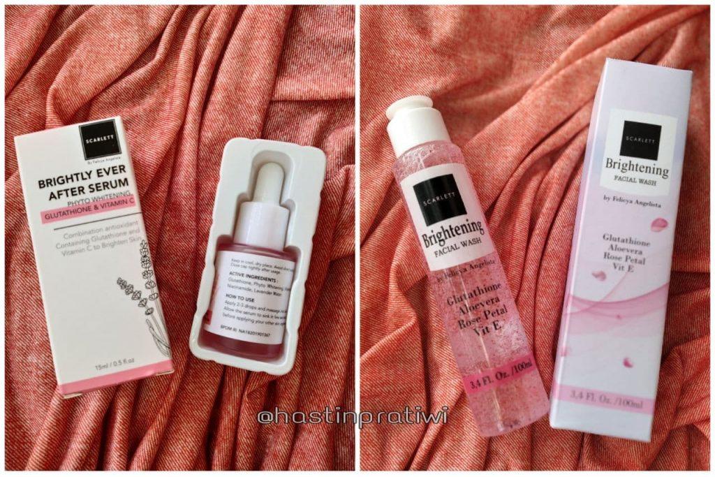 review serum scarlett whitening